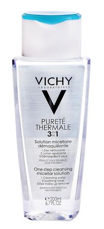 Vichy Purete Thermale Міцелярний розчин для зняття макіяжу 200 мл 1 флакон