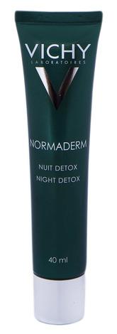 Vichy Normaderm Нічний догляд- детокс для проблемної шкіри обличчя 40 мл 1 туба