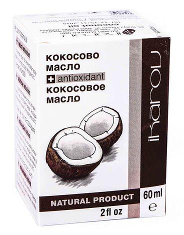 Ікаров Олія кокосова 60 мл 1 флакон
