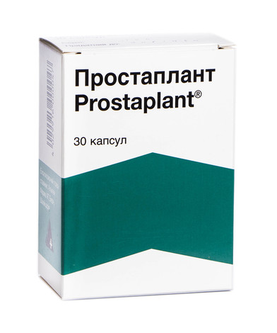Простаплант капсули 320  мг 30 шт