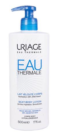Uriage Eau Thermale Шовковисте молочко для тіла 500 мл 1 флакон