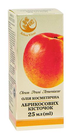 Arbor Vitae Олія косметична Абрикосових кісточок 25 мл 1 флакон