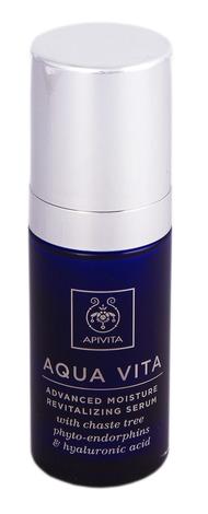 Apivita Aqua Vita Сироватка для інтенсивного зволоження та оздоровлення шкіри 30 мл 1 флакон