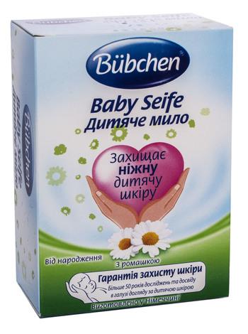 Bubchen Мило дитяче 125 г 1 шт