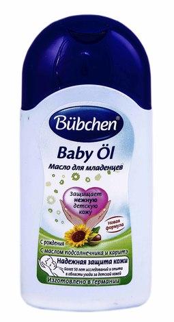 Bubchen Олія для немовлят 40 мл 1 флакон