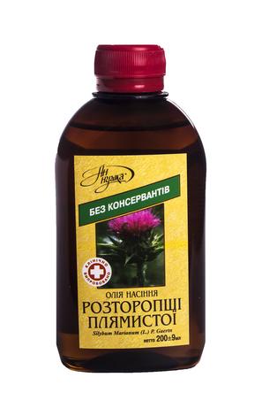 Аннушка Олія насіння розторопші плямистої олія 200 мл 1 флакон
