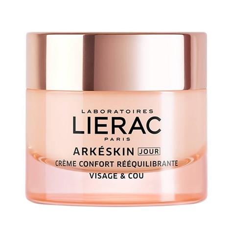 Lierac Arkeskin+ Крем-комфорт денний, що відновлює баланс шкіри 50 мл 1 банка