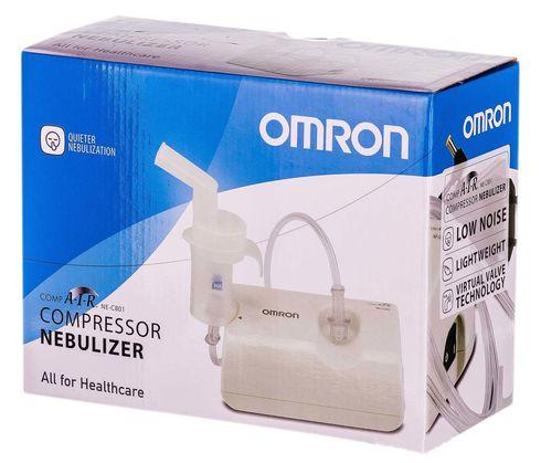 Omron CompAir NE-C801S-E(V) Інгалятор компресорний 1 шт