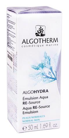 Algotherm Algohydra Емульсія для нормальної шкіри 50 мл 1 туба