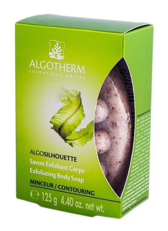 Algotherm Algosilhouette Мило-ексфоліант для тіла 125 г 1 коробка