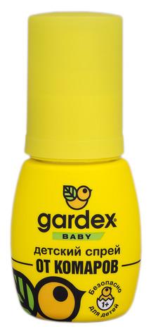 Gardex  Baby Спрей від комарів 50 мл 1 флакон