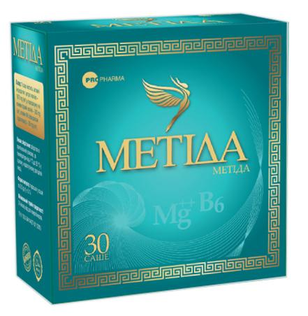 Метіда порошок 2 г 30 саше