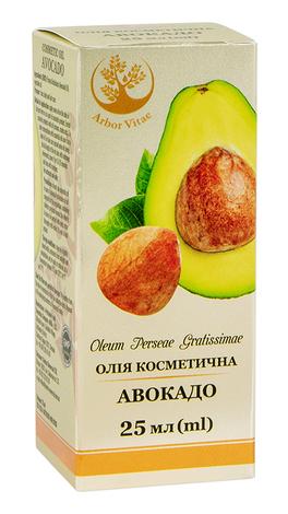 Arbor Vitae Олія косметична Авокадо 25 мл 1 флакон