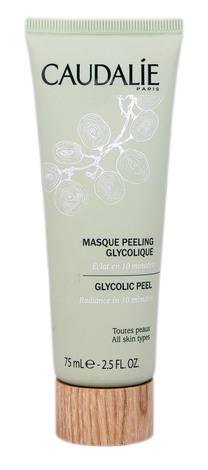 Caudalie Маска Гліколевий пілінг для всіх типів шкіри 75 мл 1 туба