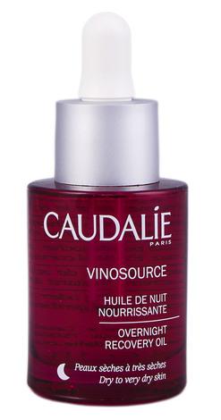 Caudalie Vinosource Олія нічна відновлююча 30 мл 1 флакон
