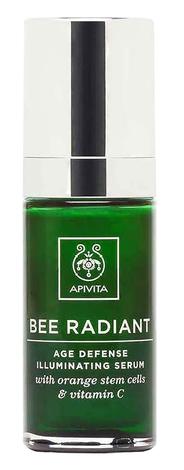 Apivita Bee Radiant Сироватка для сяяння та захисту від перечасного старіння з вітаміном С 30 мл 1 флакон