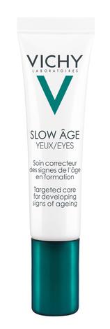 Vichy Slow Age Засіб зміцнюючий для догляду за шкірою навколо очей проти ознак старіння 15 мл 1 туба