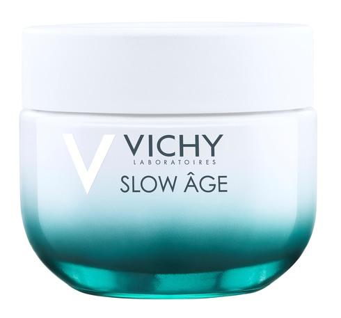 Vichy Slow Age Крем-догляд щоденний проти ознак старіння для нормальної та сухої шкіри SPF-30 50 мл 1 банка