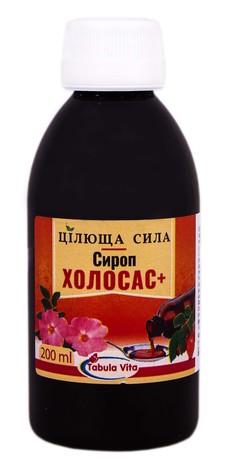 Tabula Vita Холосас+ сироп 250 мл 1 флакон