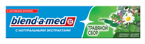 Blend-a-med Зубна паста Трав'яний збір 100 мл 1 туба