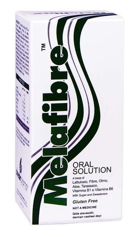 Мелафібра розчин оральний 300 мл 1 флакон