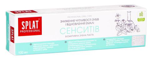 Splat Professional Зубна паста Сенситів 100 мл 1 туба