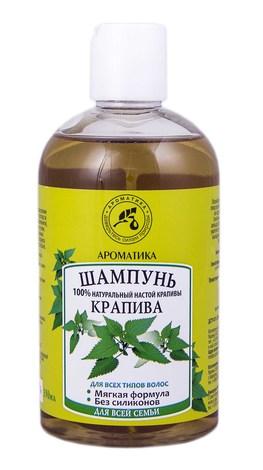 Ароматика Шампунь Кропива 350 мл 1 флакон