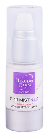 Hirudo Derm Anti Age Opti Mist Neo Крем-флюїд для контура очей 19 мл 1 флакон