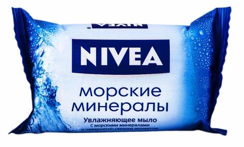 Nivea Мило Морські мінерали 90 г 1 шт