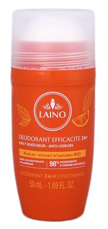 Laino Дезодорант кульковий Цитрус 50 мл 1 флакон