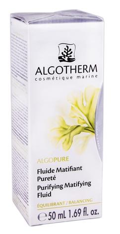 Algotherm Algopure Флюїд матуючий 50 мл 1 туба