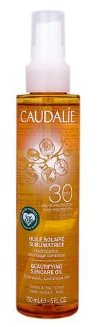Caudalie Олія сонцезахисна для краси тіла SPF-30 150 мл 1 флакон
