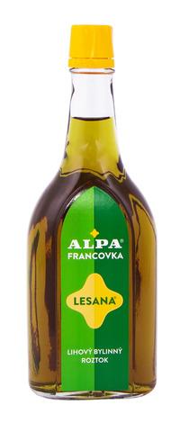 Alpa Францовка Lesana для масажу, ванн і компресів 160 мл 1 флакон