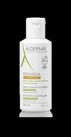 A-Derma Control Гель пом'якшуючий проти свербіжу 200 мл 1 флакон
