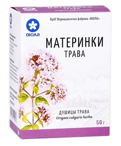 Віола Материнки трава 50 г 1 пачка