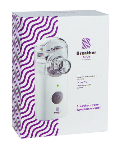 Небулайзер Breather AirbOx VP-M3 1 шт