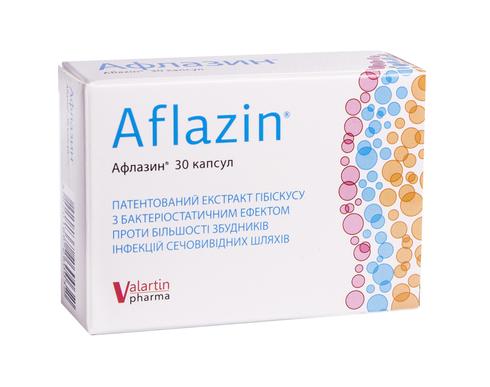 Афлазин капсули 200 мг 30 шт