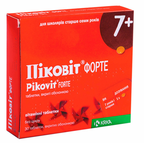 Піковіт Форте таблетки 30 шт