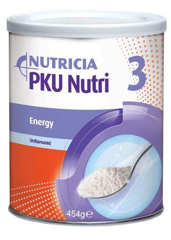 Nutricia ФКУ Нутрі 3 Енерджі Спеціалізоване харчування 454 г 1 банка