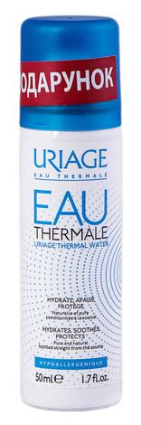 Uriage Термальна вода 50 мл 1 флакон