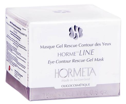 Hormeta Horme Line Маска гелева для контуру очей з вираженою протинабряковою дією 15 мл 1 банка
