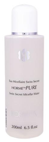 Hormeta Horme Pure Міцелярна вода для зняття макіяжу Швейцарська таємниця 200 мл 1 флакон