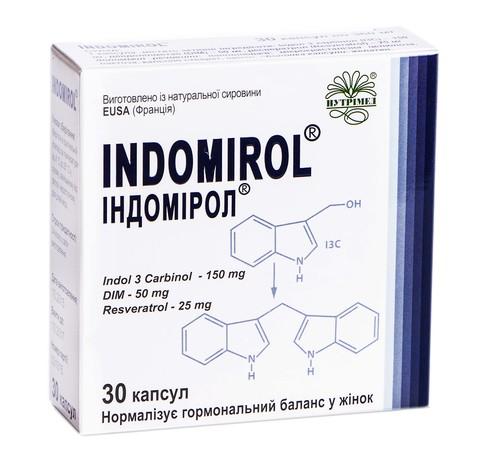 Індомірол капсули 30 шт