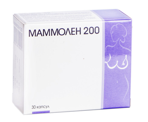 Маммолен 200 капсули 30 шт