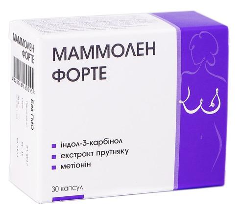 Маммолен Форте капсули 30 шт