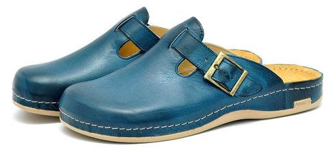 Leon 707 Медичне взуття чоловіче синього кольору 43 розмір 1 пара