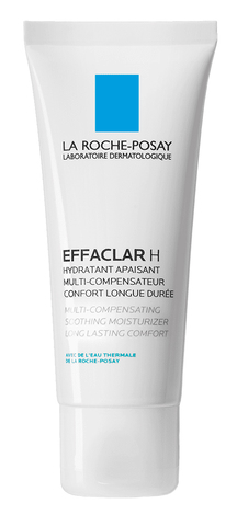 La Roche-Posay Effaclar Н Засіб інтенсивний заспокоюючий зволожуючий для жирної проблемної шкіри 40 мл 1 туба