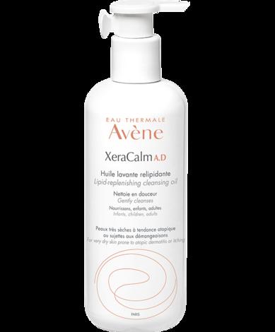 Avene XeraCalm A.D Олія очищувальна ліпідовідновлююча для дуже сухої шкіри 400 мл 1 флакон