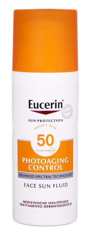 Eucerin Sun Protection Флюїд сонцезахисний антивіковий SPF-50 50 мл 1 флакон