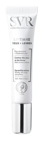 SVR Liftiane Крем для шкіри навколо очей та губ 15 мл 1 туба